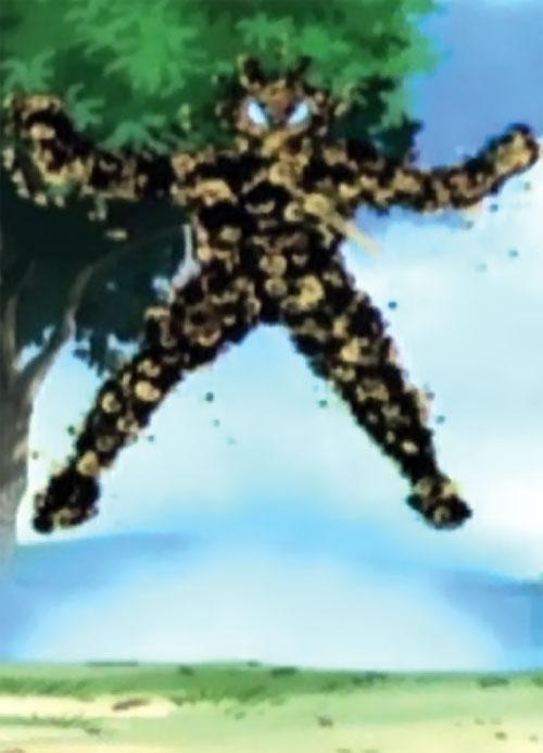 Swarm (Spider-Man Amazing Friends cartoon) hovering