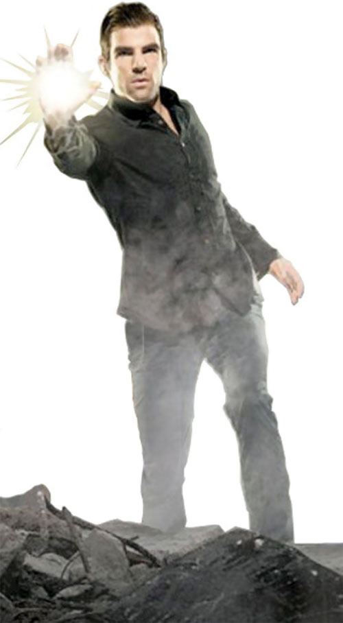 Sylar (Zachary Quinto in NBC's Heroes)