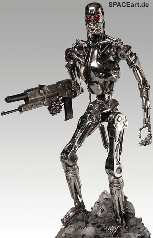 T-800 Terminator sculpture