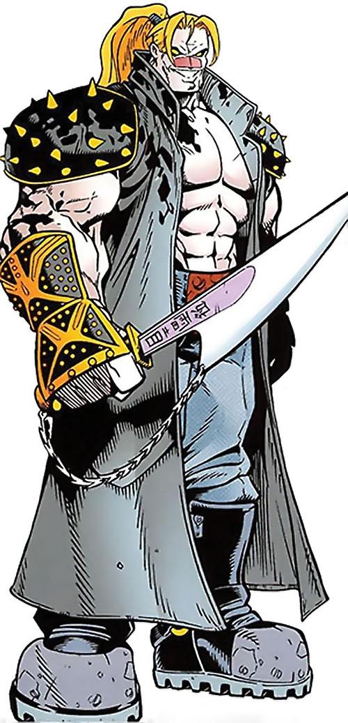 T-Ray (Deadpool enemy) (Marvel Comics)