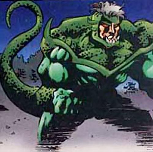 T-Rex (Night Man) enemy