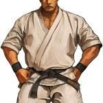 Takuma Sakazaki aka Mister Karate