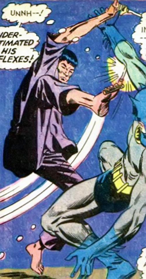 Tejja the silek killer (Batman enemy) (DC Comics)