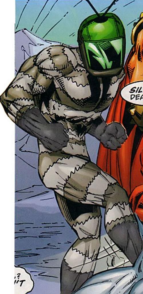 Televillain (Supreme enemy) (Image Comics)
