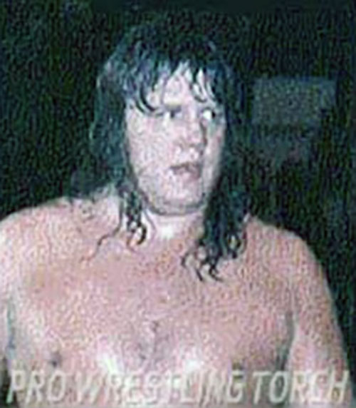 Terry Bam Bam Gordy old TV picture