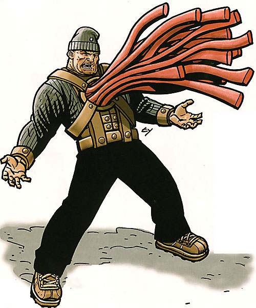Tether Tyrant (Invincible Comics)