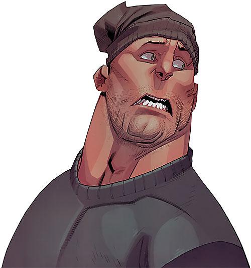 Tether Tyrant (Invincible Comics) portrait