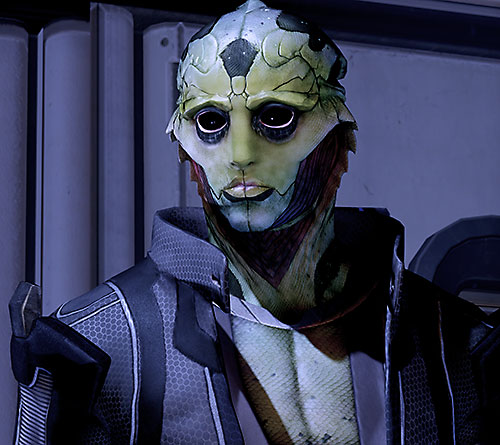 how to find thane krios mass effect 2