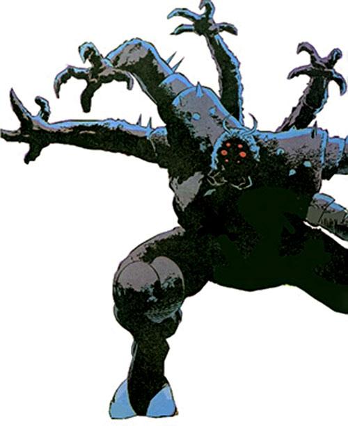 Therak of Deathweb (Marvel Comics) (Avengers enemy)