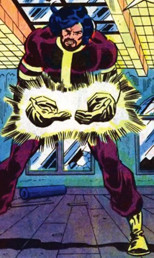 Thermo (Marvel Comics)
