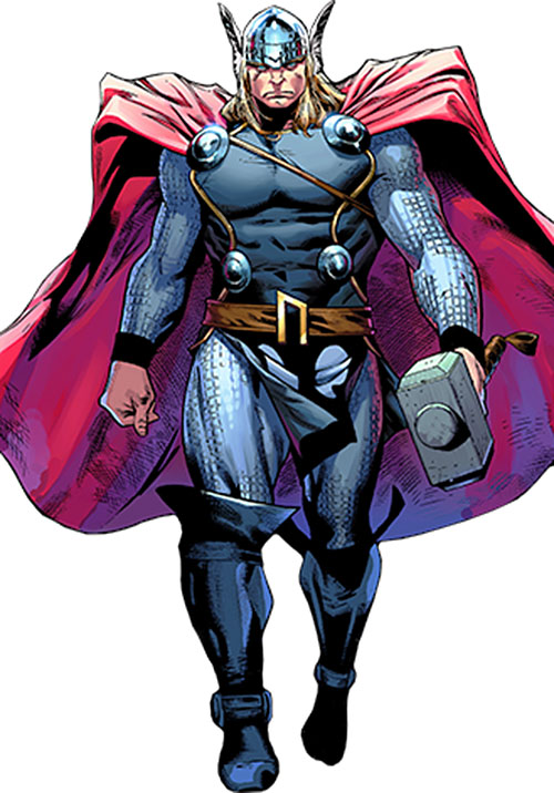 Thor (Marvel Comics) by Olivier Coipel