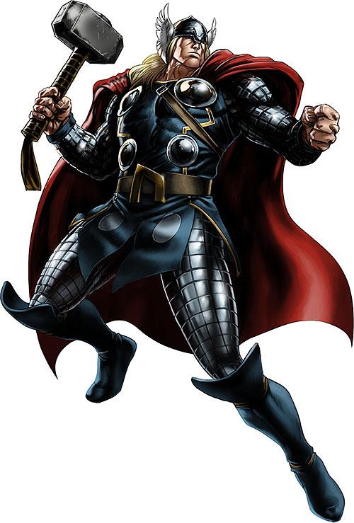 Thor (Marvel Comics) modern art