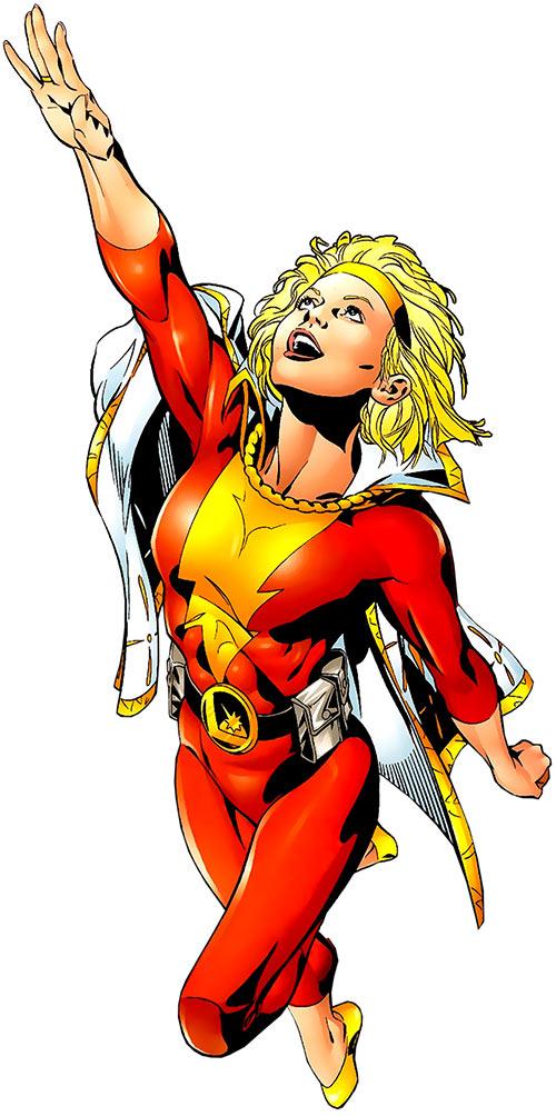 Thunder (Captain Marvel / LSH character)