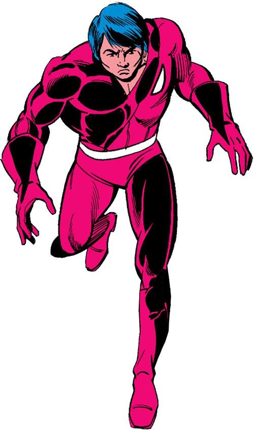 Thunderbird (James Proudstar) of the Hellions (Marvel Comics)