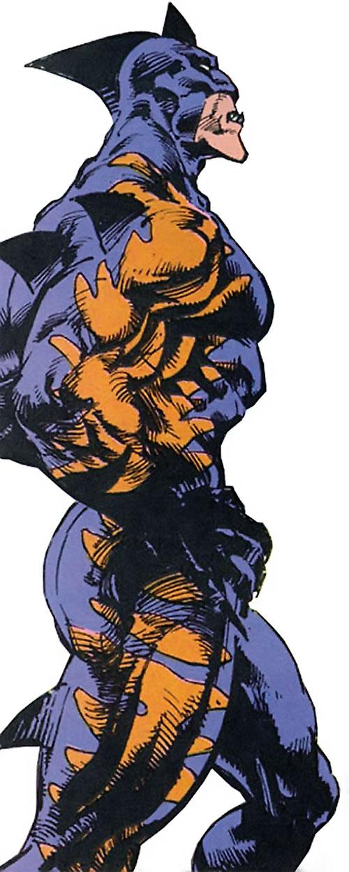 Tiger Shark (Namor enemy) (Marvel Comics) (Modern) side view