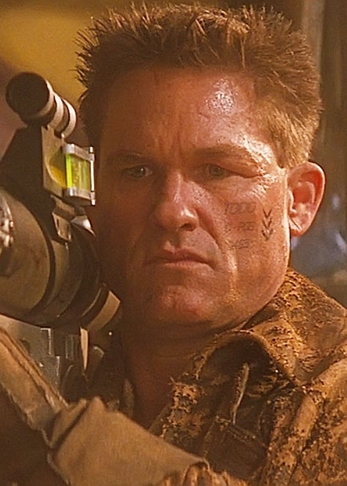 Todd 3465 (Kurt Russell in Soldier)
