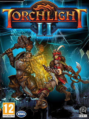 Cover of the Torchlight II video game