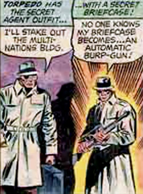 Big Jim secret agent outfit