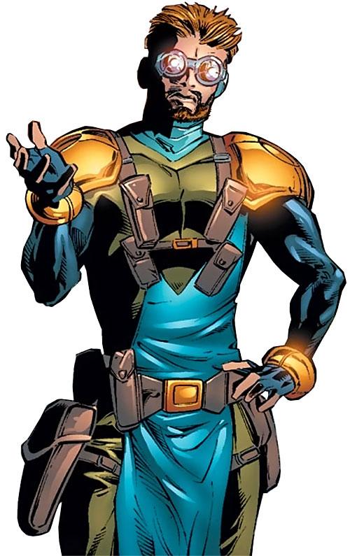 Tracer (Spider-Man robotic enemy) (Marvel Comics)