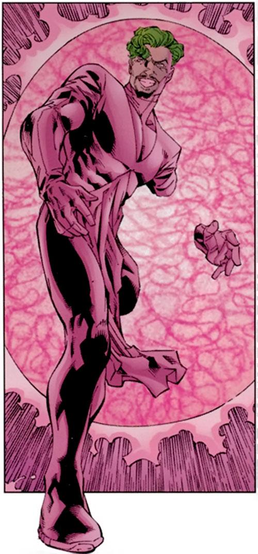 Trevor Fitzroy the Chronomancer (X-Men enemy) (Marvel Comics)