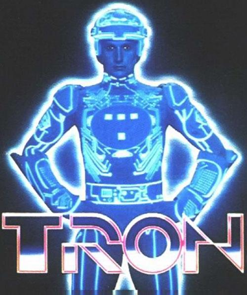 Tron (Bruce Boxleitner)