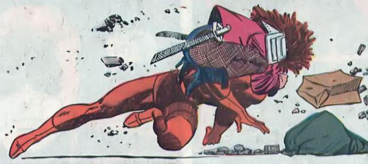 Typhoid vs. Daredevil
