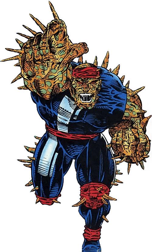 Tyr of the Gene Dogs (Marvel Comics UK)
