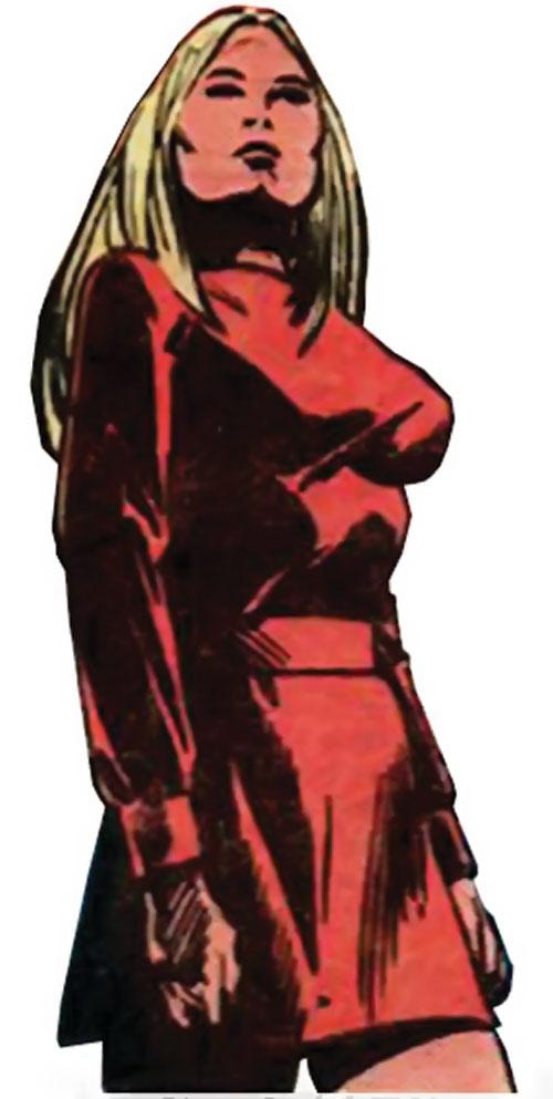 Ultima Wordman (Marvel Comics) (She-Hulk enemy)