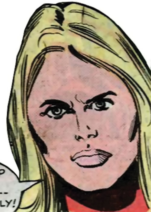 Ultima Wordman (Marvel Comics) (She-Hulk enemy) closeup