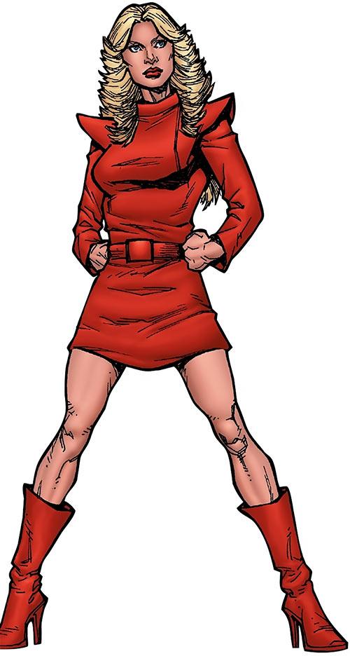 Ultima Wordman (Marvel Comics) (She-Hulk enemy) modern handbook art