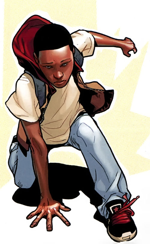 Spider-Man (Miles Morales) (Ultimate Marvel Comics) by Pichelli