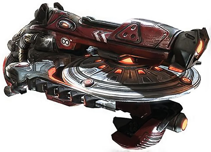 Unreal Tournament weapons - translocator