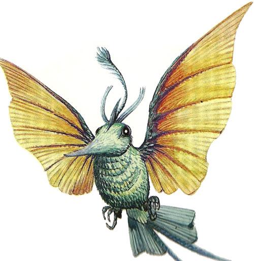 Valerian & Laureline - Useful alien animals - tracer tshung