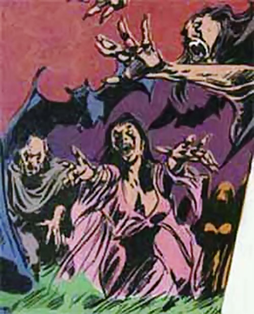 Vampires rising by Gene Colan