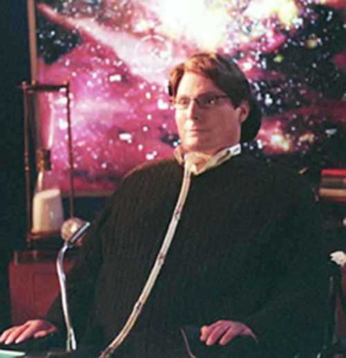 Virgil Swann (Christopher Reeves in Smallville)