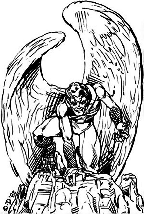 Vulture (Villains & Vigilantes RPG)