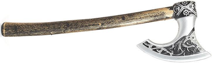 Archetypal Viking hand axe