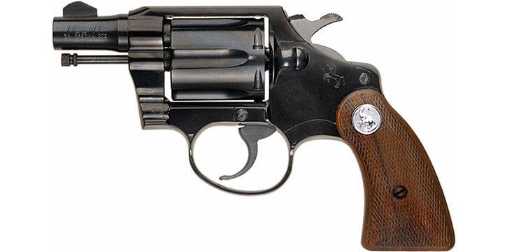 Colt Cobra Agent holdout revolver