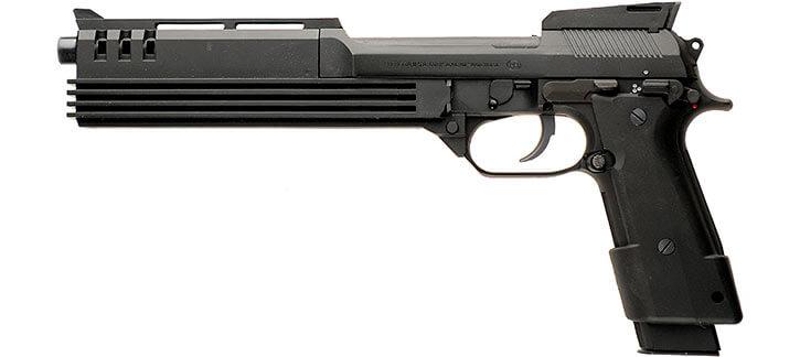 Robocop's gun