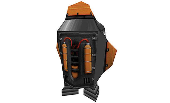 Half-Life jump module