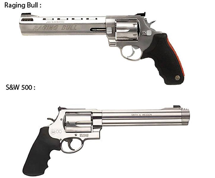 Huge revolvers