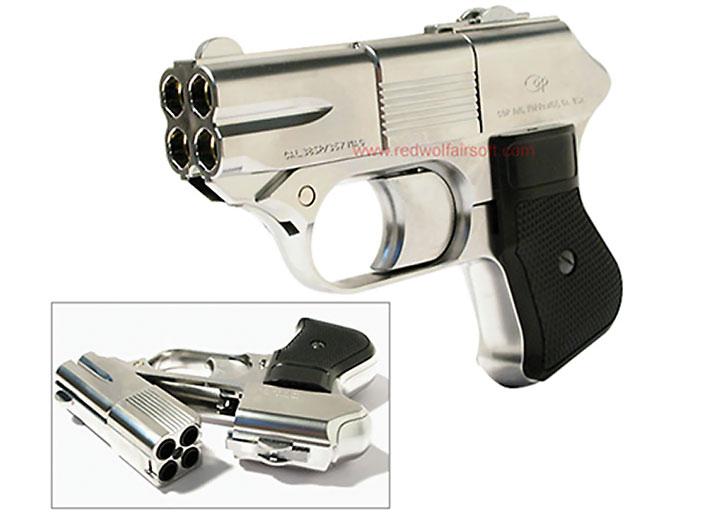 COP concealed magnum pistol
