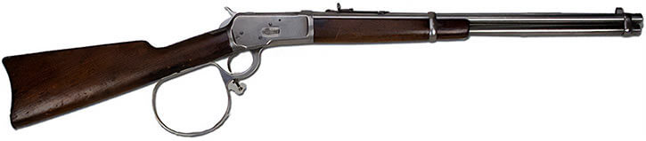 Rifleman-modified Winchester