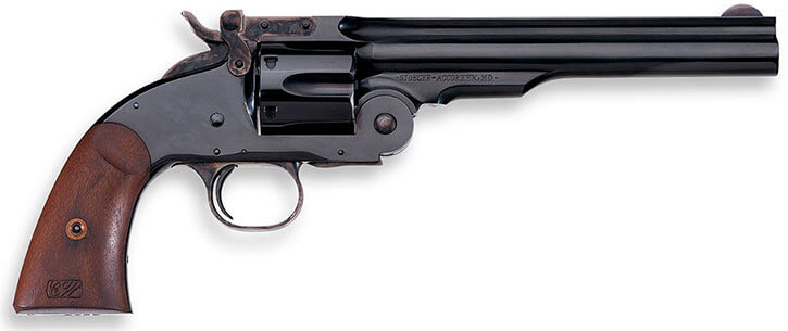 Smith & Wesson M3 revolver