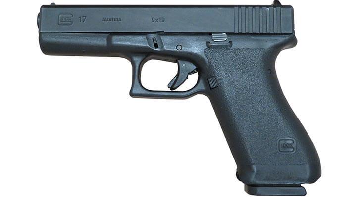 Older Glock pistol