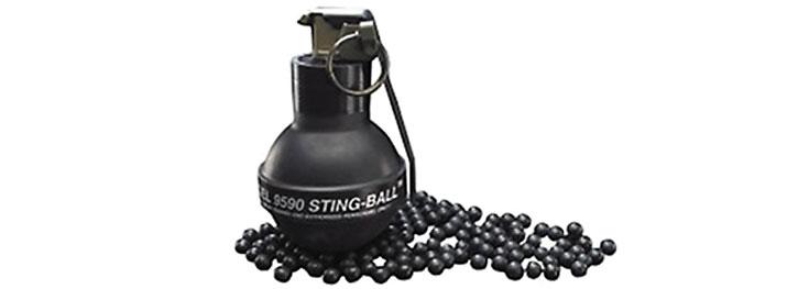 Sting ball grenade