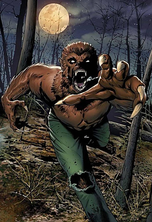 Werewolf by Night (Early) (Marvel Comics)