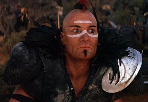 Mad Max - Road Warrior - Vernon Wells - Wez - Character ... Vernon Wells Mad Max