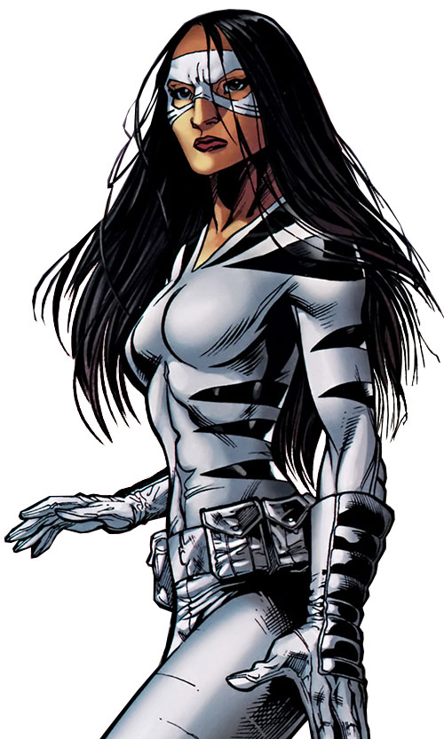 White Tiger (Angela del Toro) (Marvel Comics)