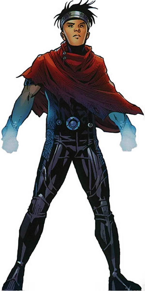 Wiccan of the Young Avengers (Marvel Comics)
